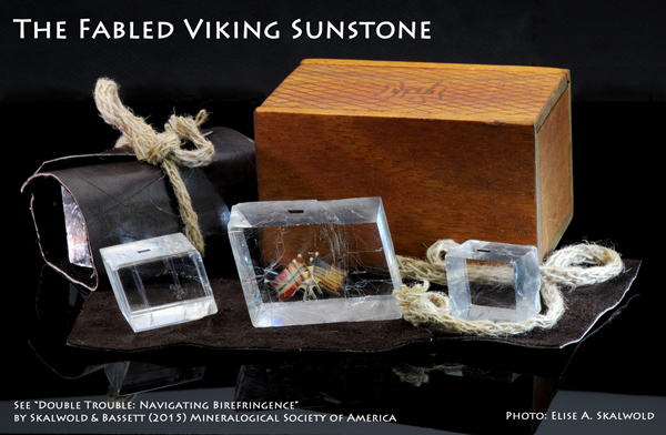 The Fabled Viking Sunstone