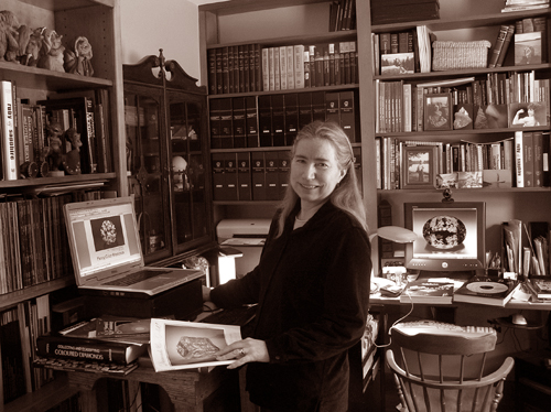 Elise Skalwold, The Gemological Working Library.